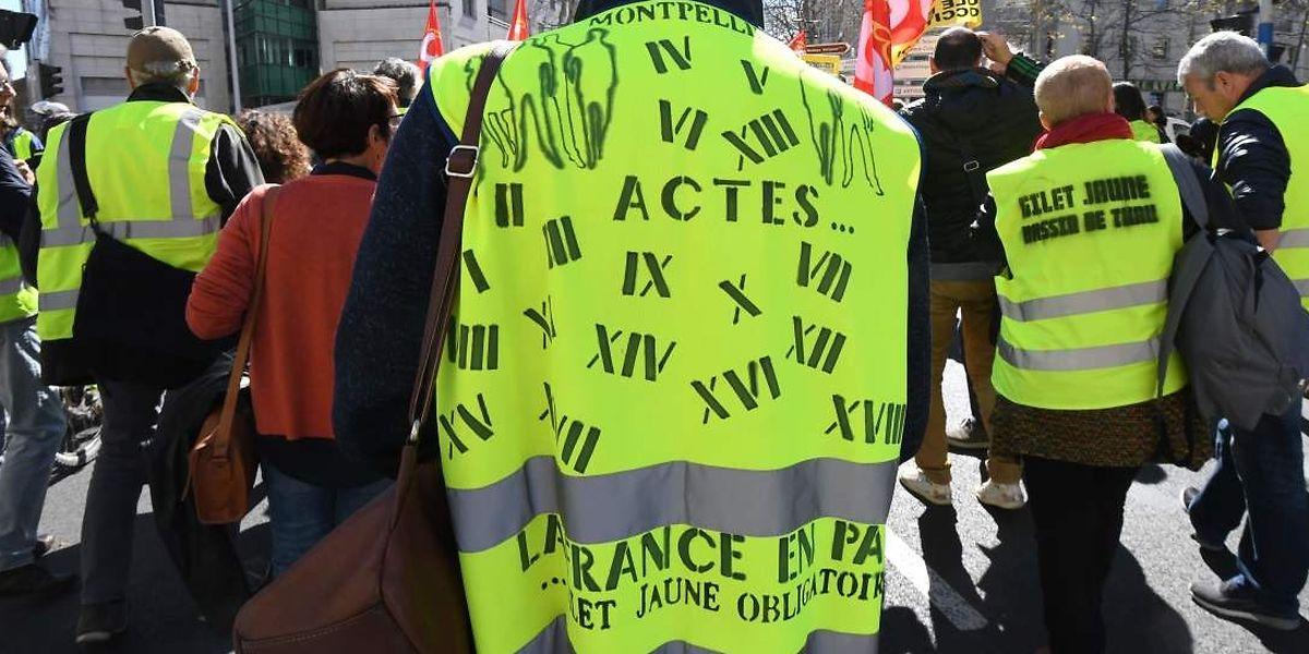 «La guerre est déclarée», proclame ainsi une page Facebook qui appelle au rassemblement sur les Champs-Elysées dès 10H00, pour lequel plus de 3.000 personnes se disent «intéressées» malgré l'interdiction préfectorale.