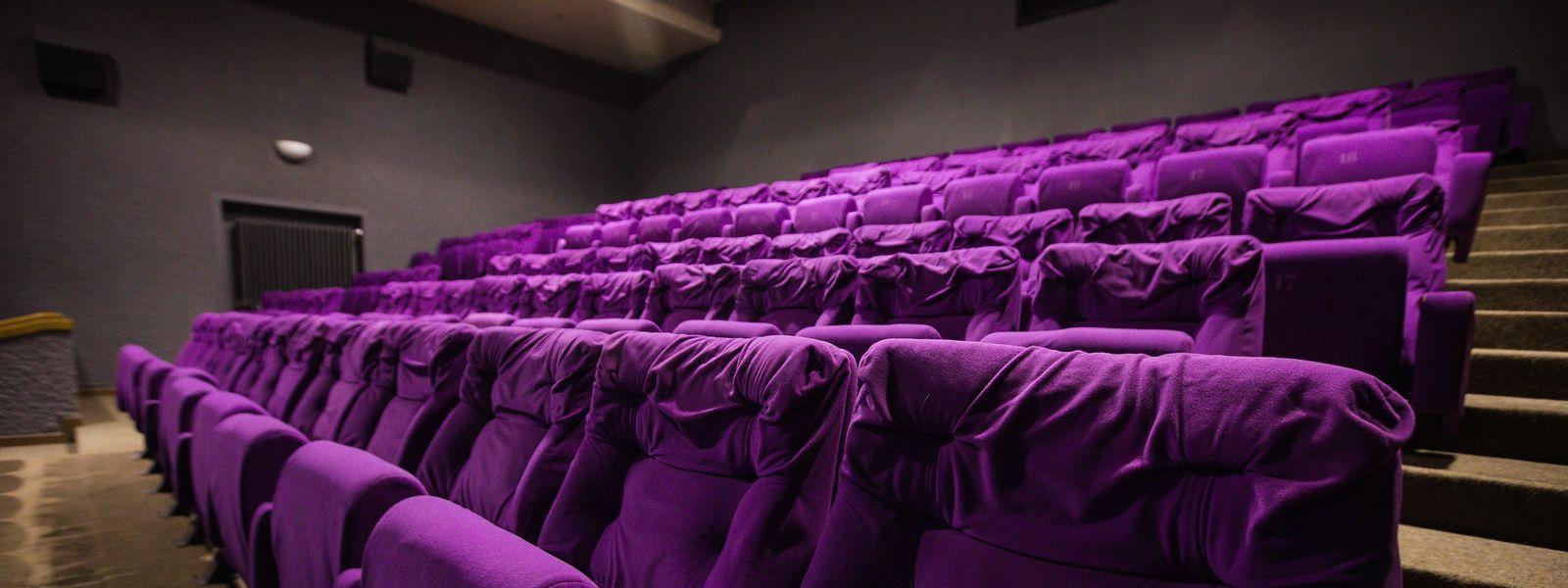 Der Kinosaal könnte zum Theatersaal werden.