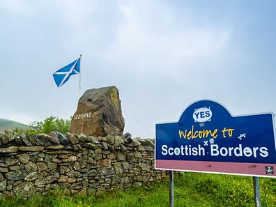 Scotland voted by 55% to stay part of Britain in 2014, but then voted by 62% to remain in the European Union in June, sparking a political crisis after Britain as whole voted to leave.