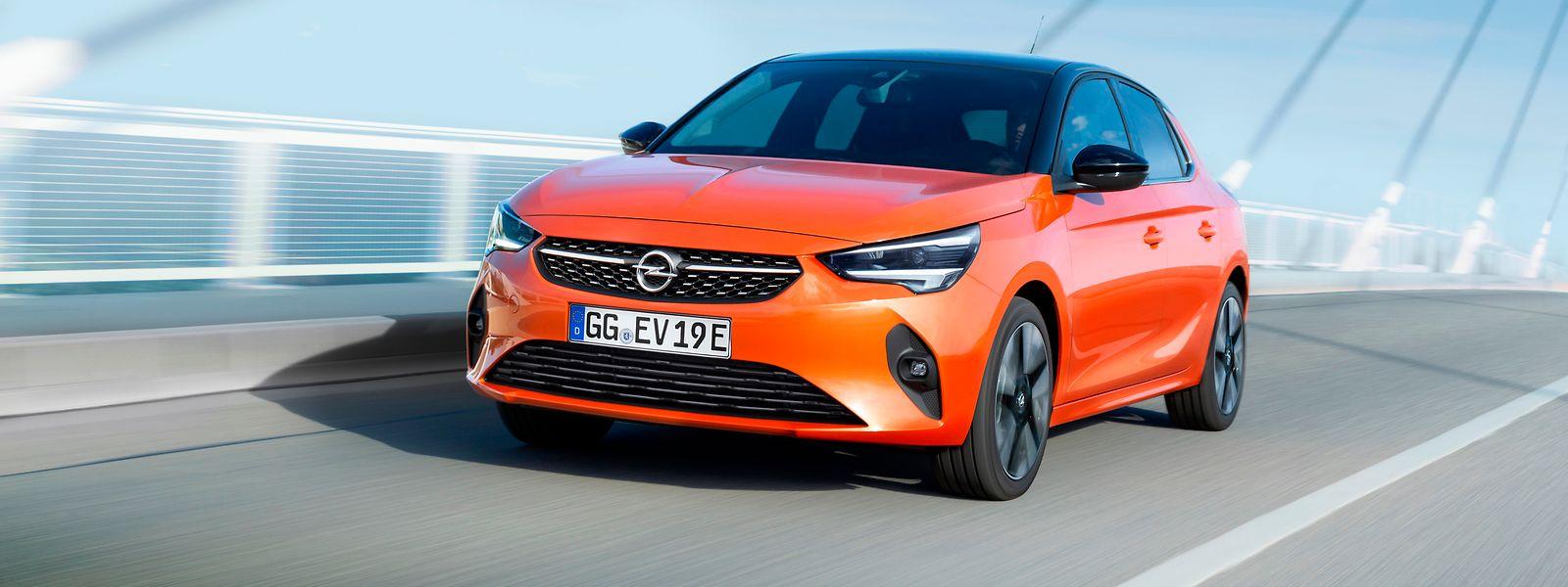 Der Corsa hat seit 1982 über 13,6 Million Menschen mobil gemacht. Die rein batterie-elektrische Variante bietet ihnen jetzt den Einstieg in das emissionsfreie Fahren.