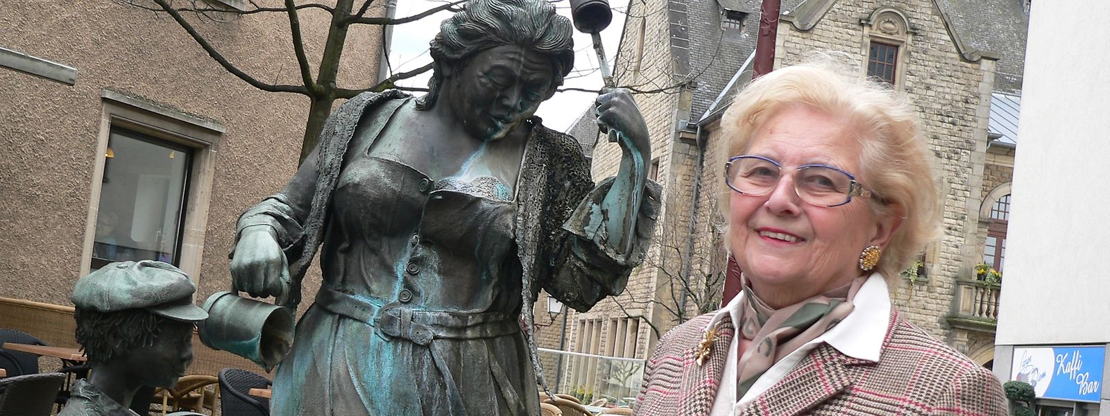 Renée Noesen-Wagener ist im Herzen nie wirklich aus Ettelbrück fortgezogen.