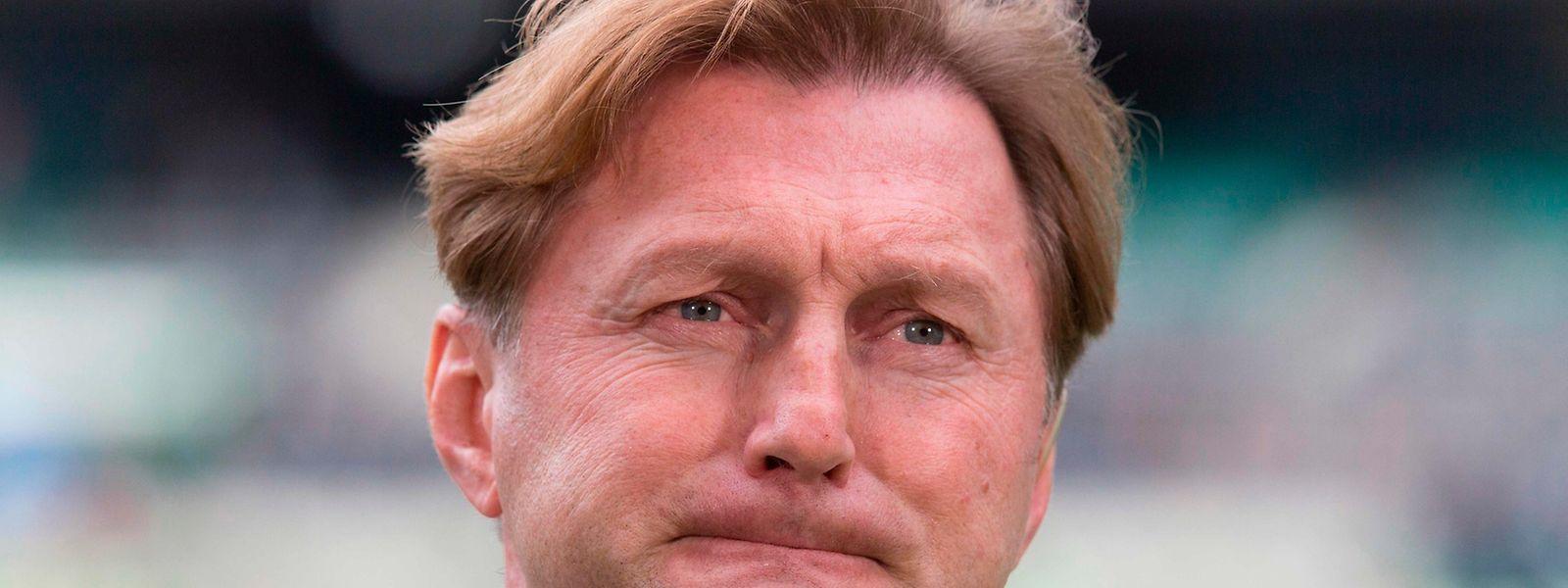Ralph Hasenhüttl steckt mit RB Leipzig in einer Mini-Krise.