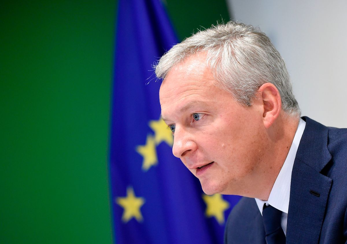 France is leading a push for the introduction of an EU tax on revenues of tech giants Photo: AFP