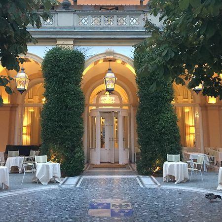 Mondänes Flair genießt man in der Villa d'Este am Comer See.