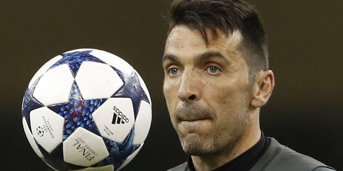 A 39 ans, Gianluigi Buffon, vainqueur de la Coupe du monde 2006, va-t-il enfin décrocher la Ligue des champions?