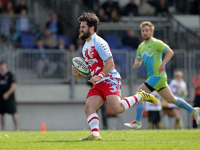 Die Luxemburger Rugby-Nationalmannschaft trifft in Riga auf Lettland.
