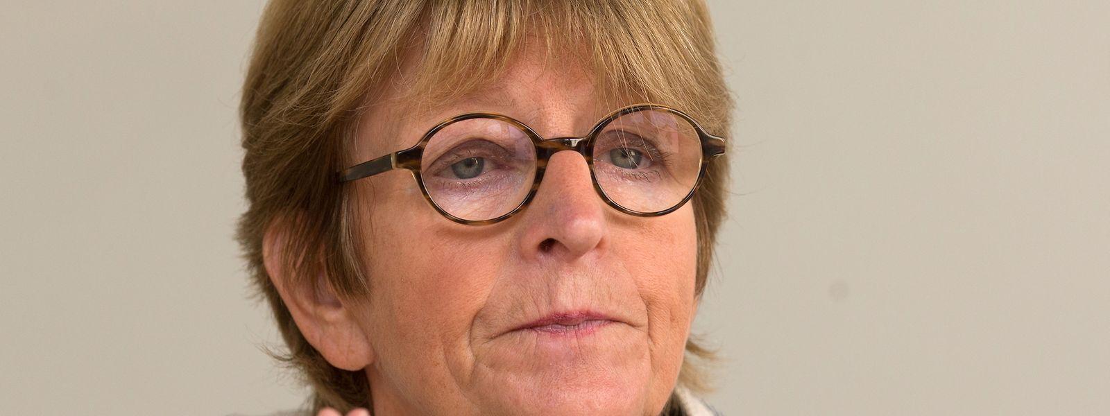 Anne Brasseur kann die Entscheidungen des Fußball-Weltverbands nicht nachvollziehen.