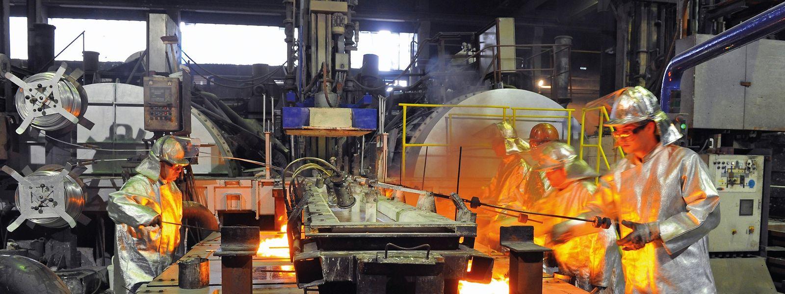 Durch Zukauf hat Metalcorp kürzlich seine Produktionskapazität von Aluminium auf 140000 Tonnen im Jahr erhöht.