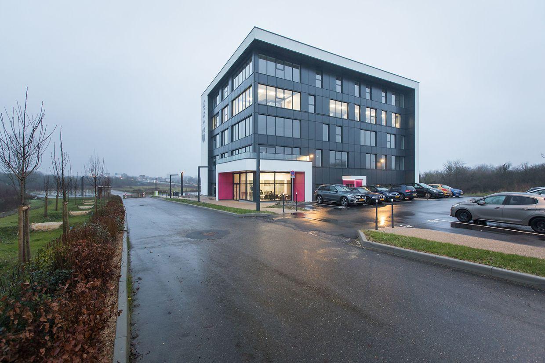 Inauguré début juin, le S-Hub de Yutz dispose d'une soixantaine de places. Des places loin d'être occupées à 100% pour le moment.