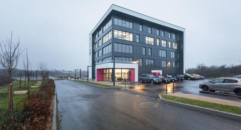 Lokales, S-Hub, erste Coworking Space der Region für Grenzgänger: Welchen Erfolg nach sechs Monaten Betrieb, Foto: Lex Kleren/Luxemburger Wort