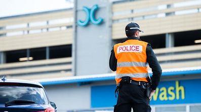 """Im Einkaufszentrum """"City Concorde"""" hatten die Täter den Ermittlungen zufolge an einem Samstagvormittag nach potenziellen Opfern Ausschau gehalten."""