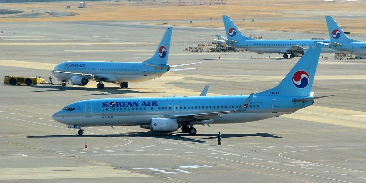L'appareil de Korean Air, transportant 200 personnes, était en route depuis Séoul pour Zürich en Suisse lorsque le canal de communication avec les contrôleurs aériens a été subitement perdu au-dessus du sud-ouest de l'Allemagne.