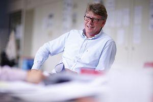 Guy Hellers, Chefredakteur Luxemburger Wort, photo Guy Wolff 2014