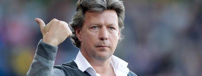 Jeff Saibene pourrait découvrir sous peu la 2e Bundesliga, en tant qu'entraîneur de l'Arminia Bielefeld