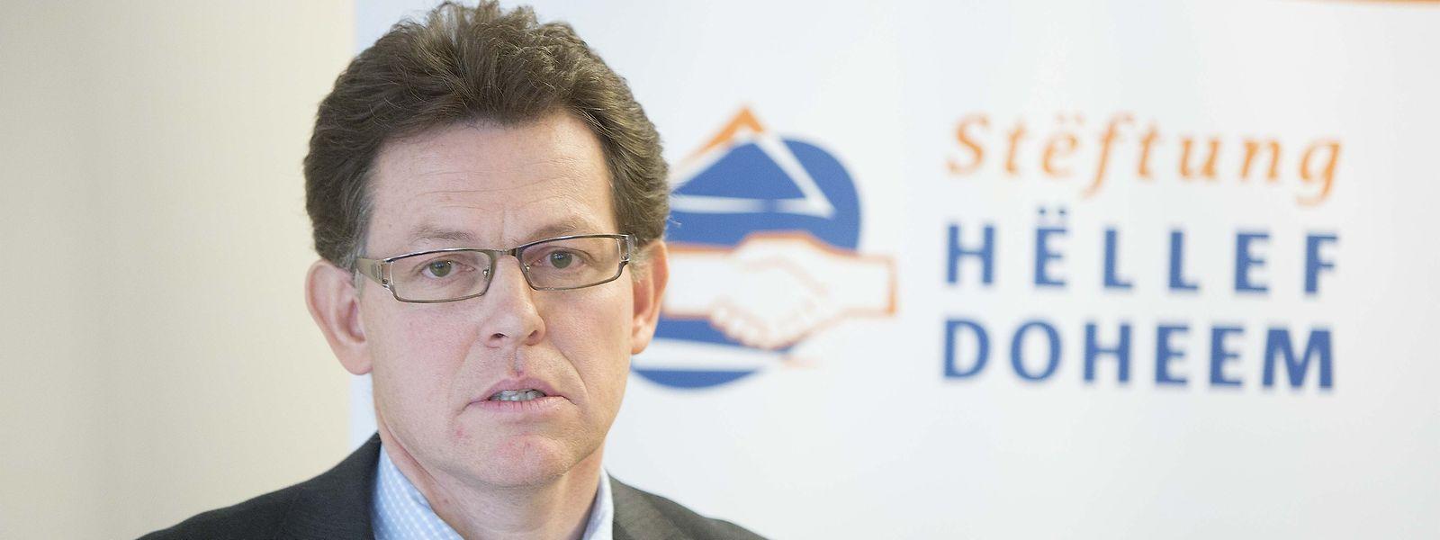 Benoit Holzem a trois pistes de développement possibles pour la fondation qu'il dirige.