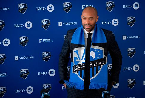 Fußball: Neue Chance für Thierry Henry