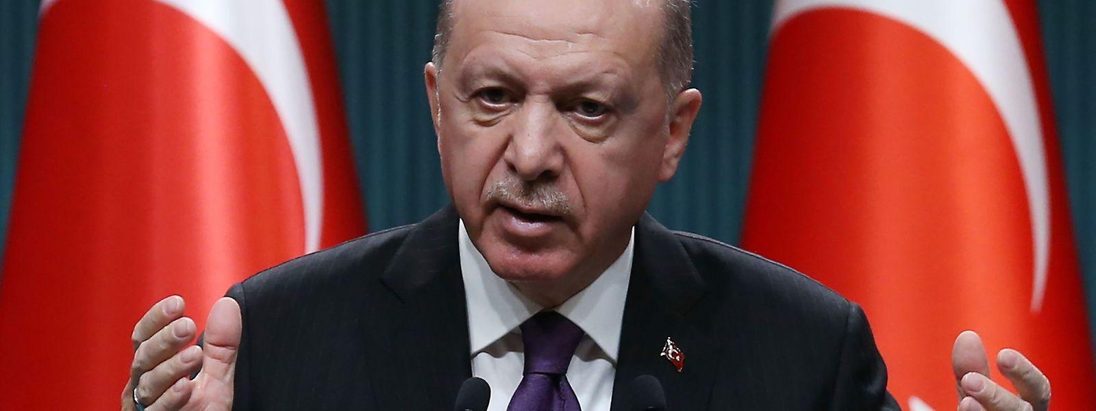 Der türkische Präsident Recep Tayyip Erdogan will seine Macht ausbauen und festigen.