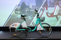 Lok , Sueden , PK Vel`ok , elektrische Fahrräder , Mietfahrräder , Foto: Guy Jallay/Luxemburger Wort
