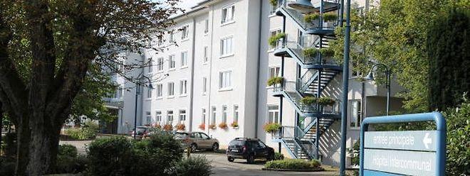 Das Krankenhaus in Steinfort wird ausgebaut werden.