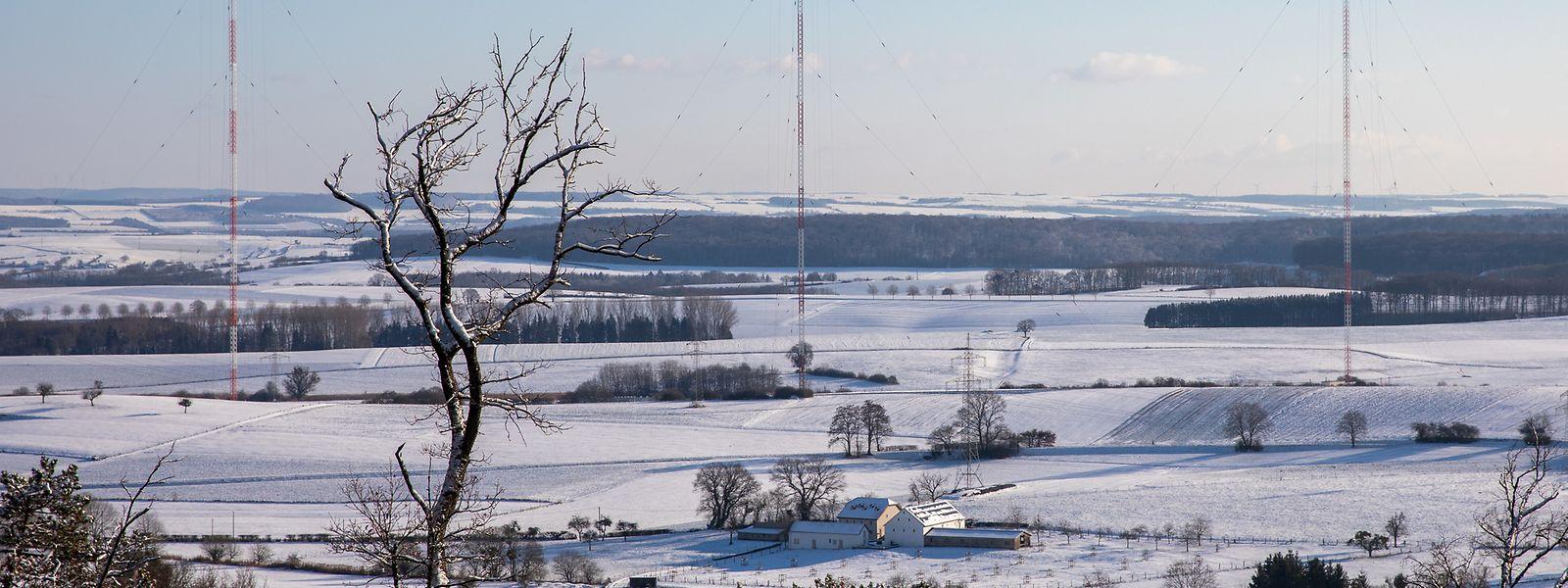 Der Schnee der vergangenen Wochen war ein Segen für die von Trockenheit gezeichneten Böden.