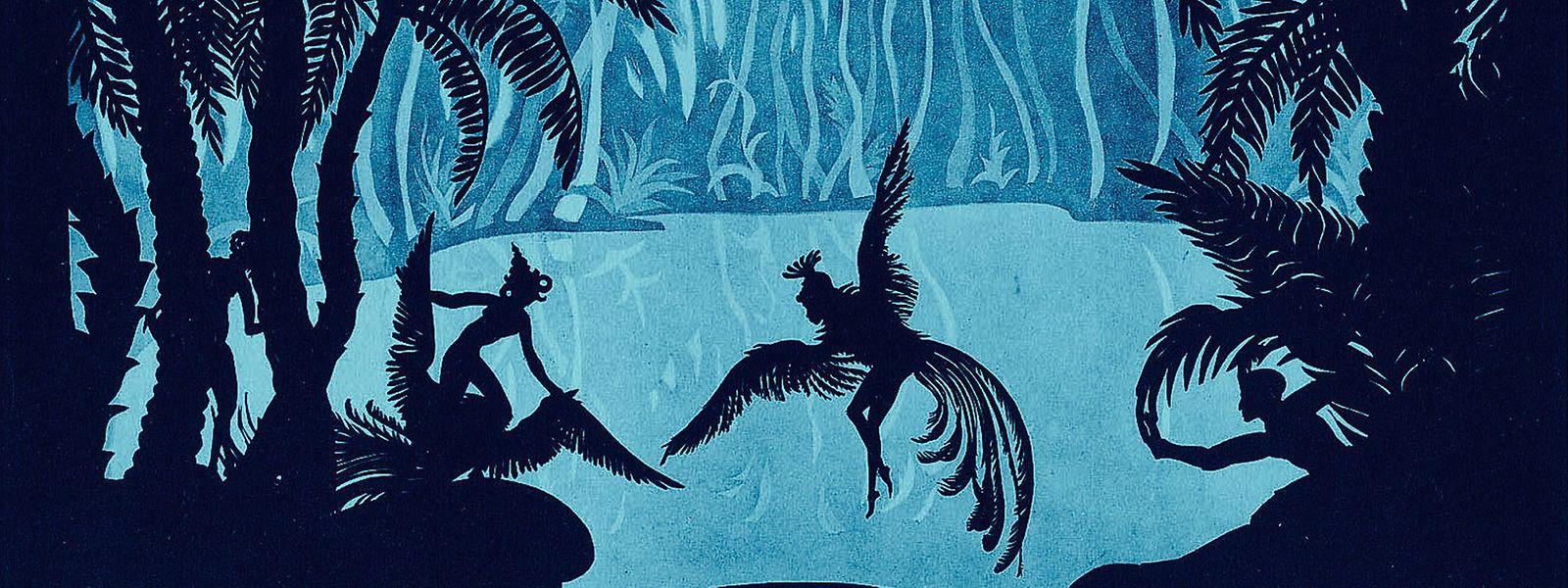 """Der Film """"Die Abenteuer des Prinzen Achmed"""" von Lotte Reiniger ist der Geheimtipp von Claude Bertemes."""