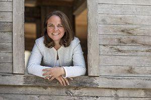 Corine Cahen, Ministre de la famille, de l'intégration et la Grande Région. Photo Guy Wolff