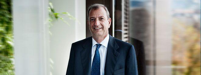 Avec près de 80 salariés au Grand-Duché, la banque genevoise installée route d'Arlon n'en finit pas de prendre de l'ampleur. De quoi ravir son directeur général, Guy de Picciotto.