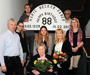 Vianden : Mme Marie Becker-Faber feierte ihren 88. Geburtstag