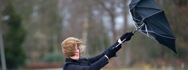 Meteolux annonce des rafales de vent pour tout le pays ce lundi après-midi et jusqu'à mardi soir.