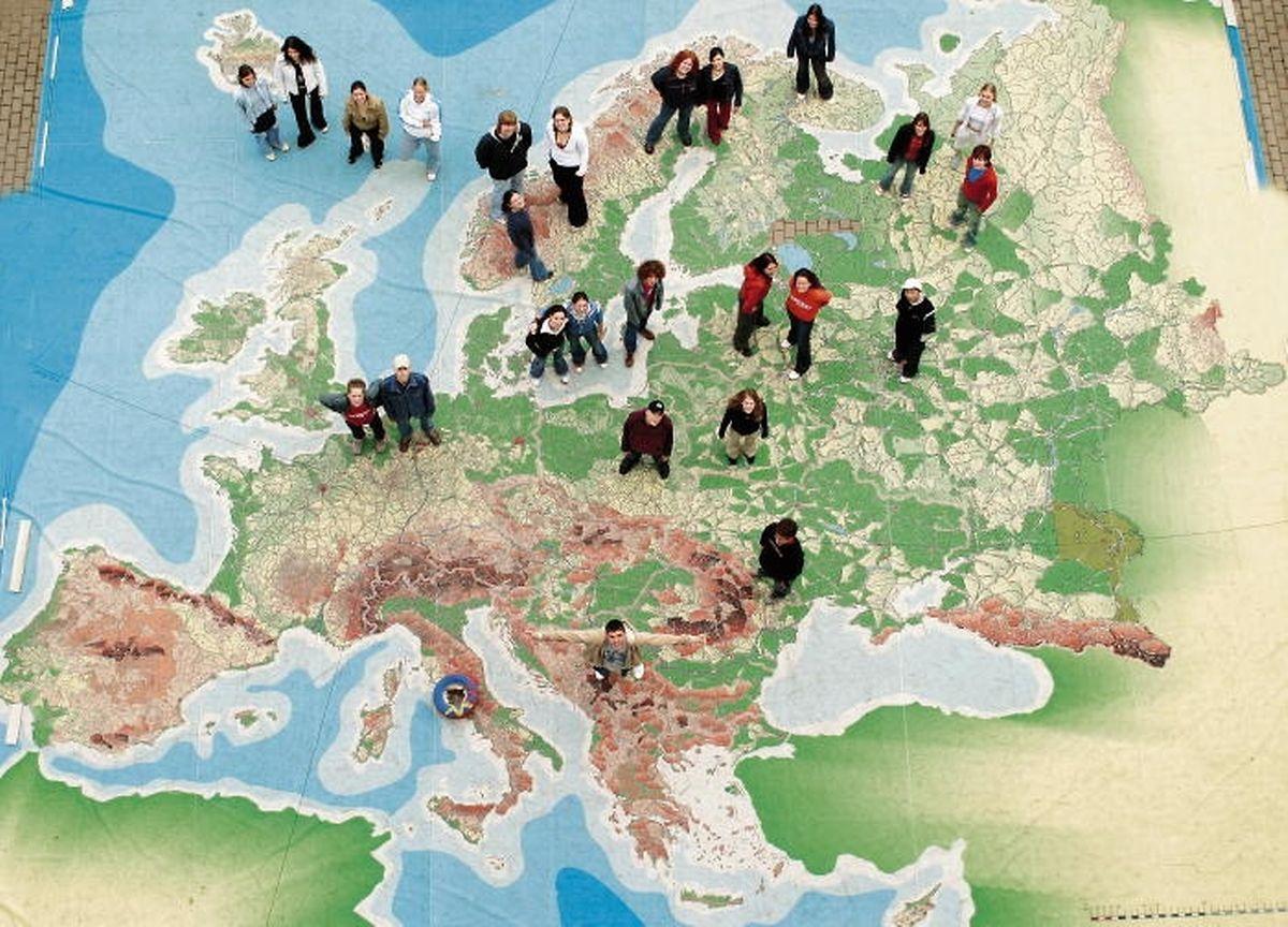 Mit Hilfe Großbritanniens ist die EU vielfältiger geworden.