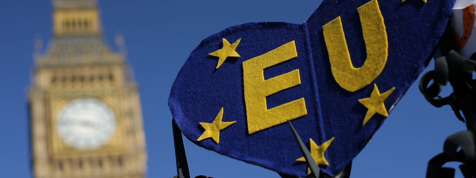 Großbritannien will Ende März 2019 die EU, den gemeinsamen Binnenmarkt und die Zollunion nach mehr als 40 Jahren Mitgliedschaft verlassen.