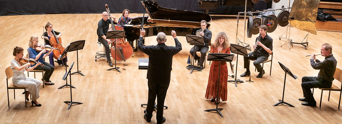 L'album a été enregistré en juillet 2020 au Conservatoire de Luxembourg.