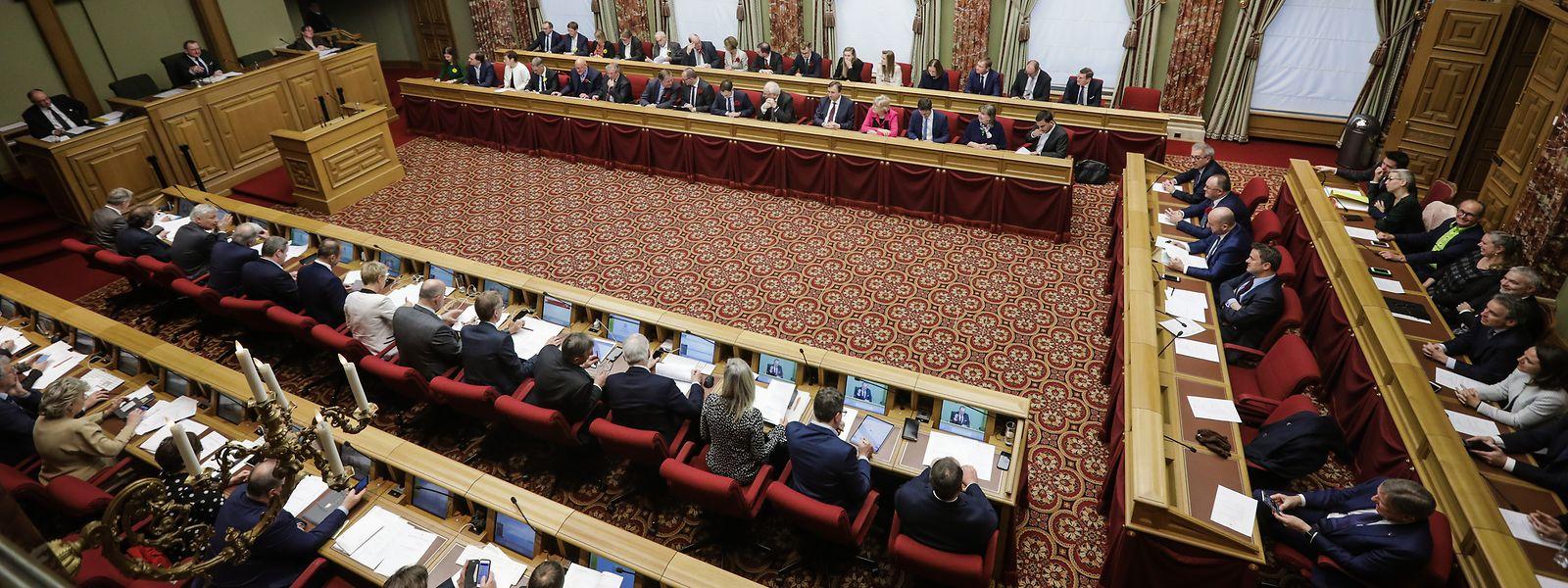 Laurent Scheeck soll neuer Generalsekretär des Parlaments werden.