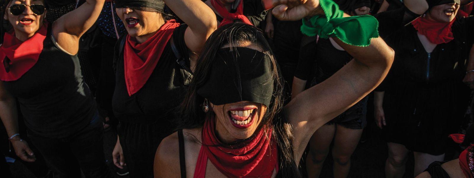 Fabio Bucciarelli (L'Espresso): «Chile: The Rebellion against Neoliberalism»