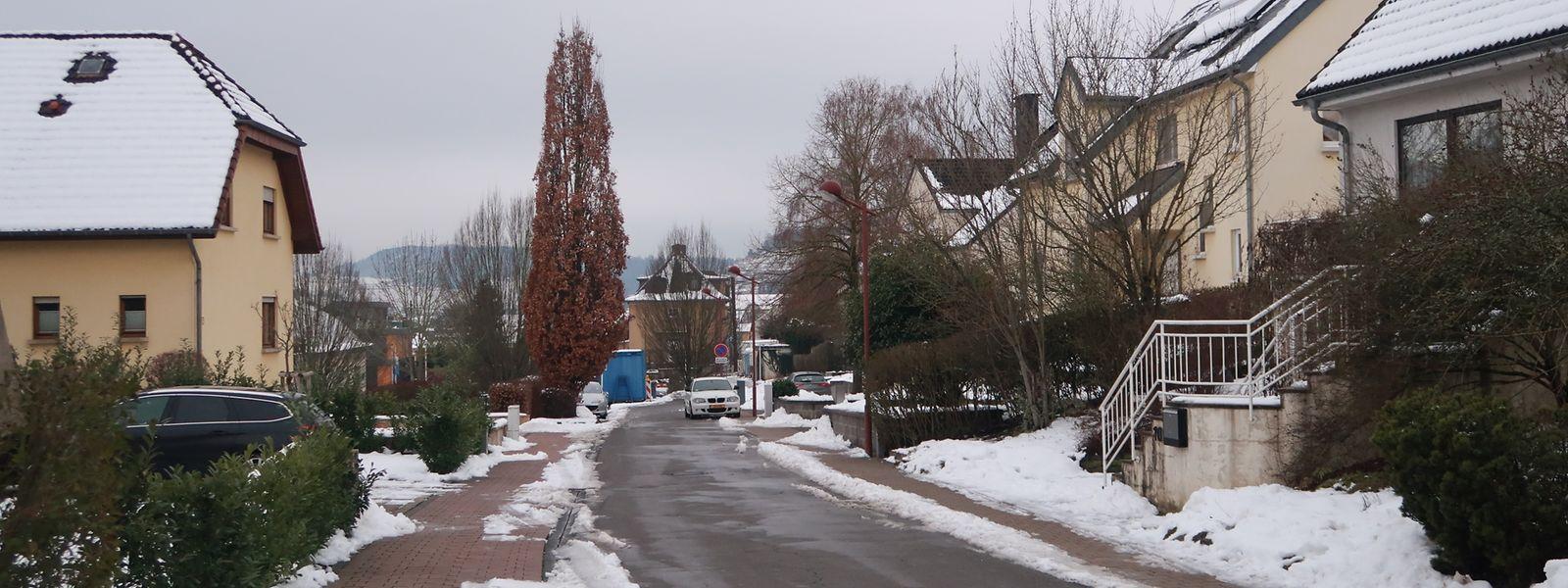 In der rue Paul Faber in Grevenmacher wurden die Beamten fündig.