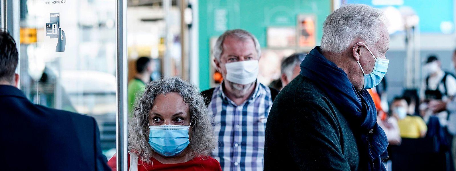 Avrox a fourni aux autorités belges 15 millions de masques en tissu.