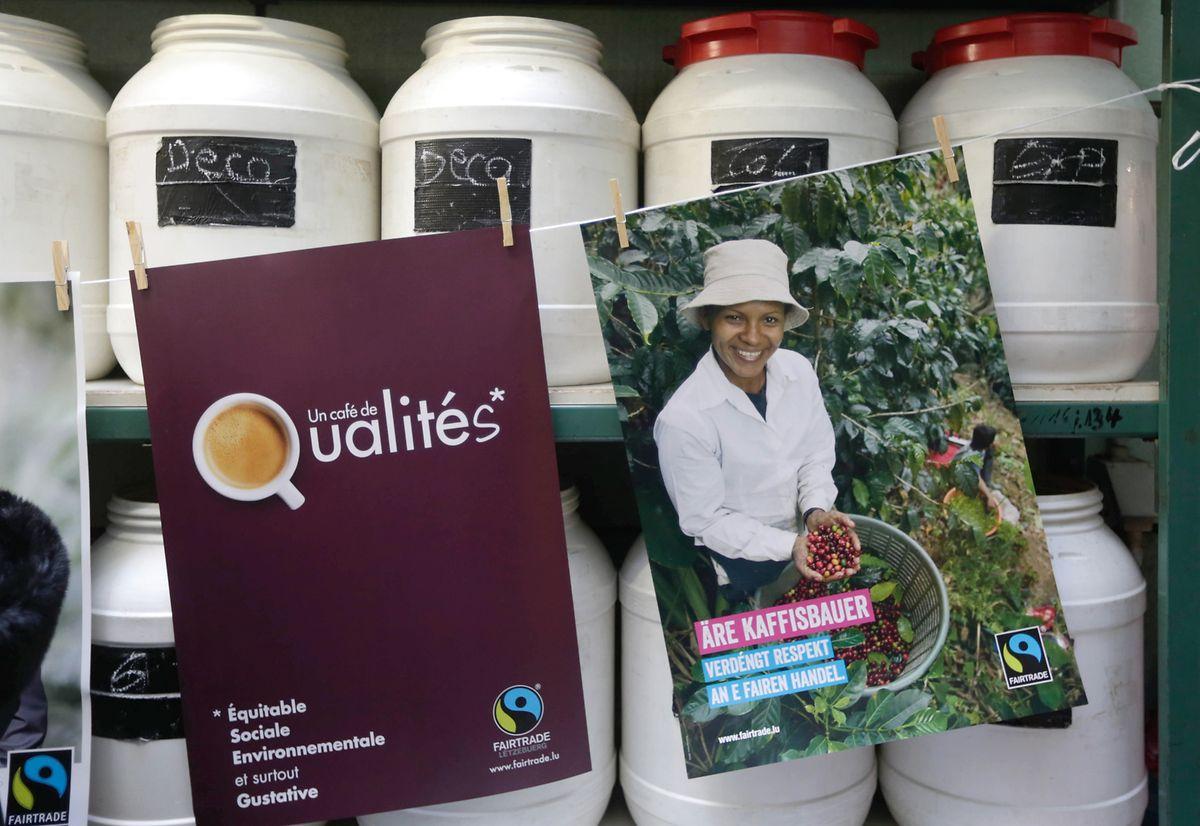 Die Rösterei Maison Santos wagte sich als erste in Luxemburg an das Fairtrade-Experiment heran.