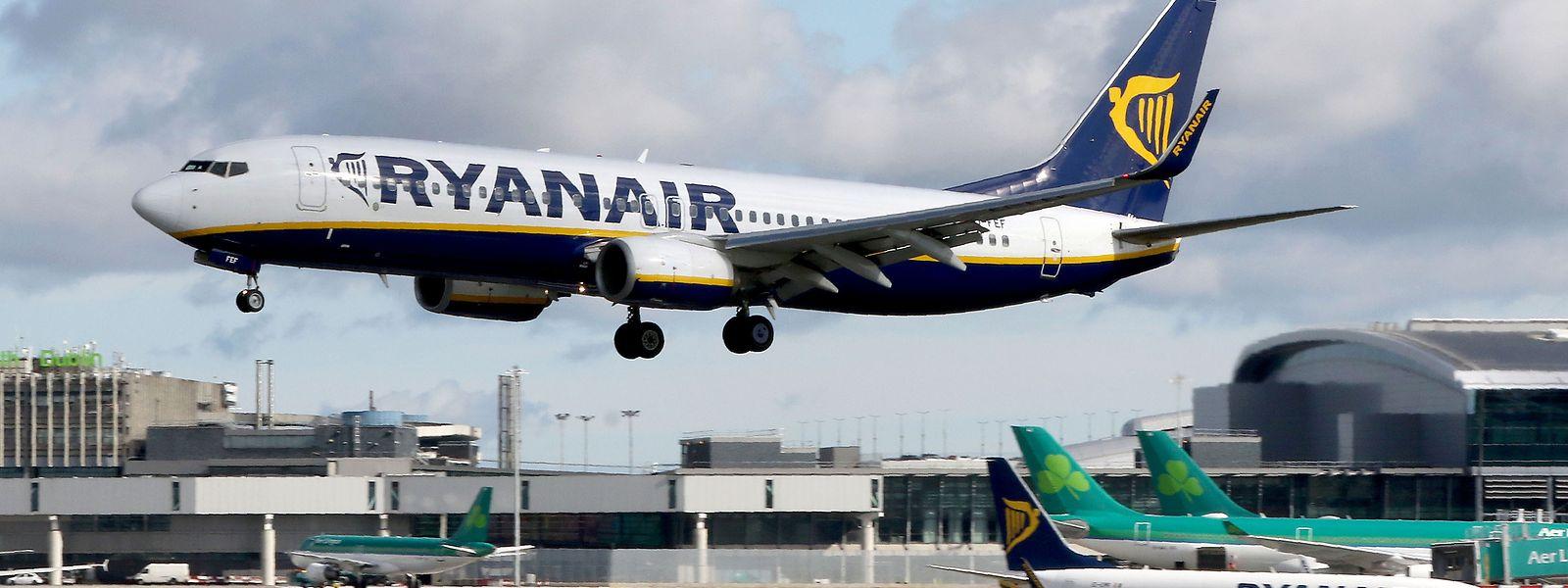 Ryanair wird ab Oktober ein neues Flugziel vom Luxemburger Findel aus anfliegen.