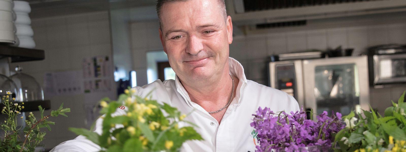 """Die Küche der """"Distillerie"""" unter René Mathieu wurde als bestes Gemüserestaurant der Welt ausgezeichnet."""