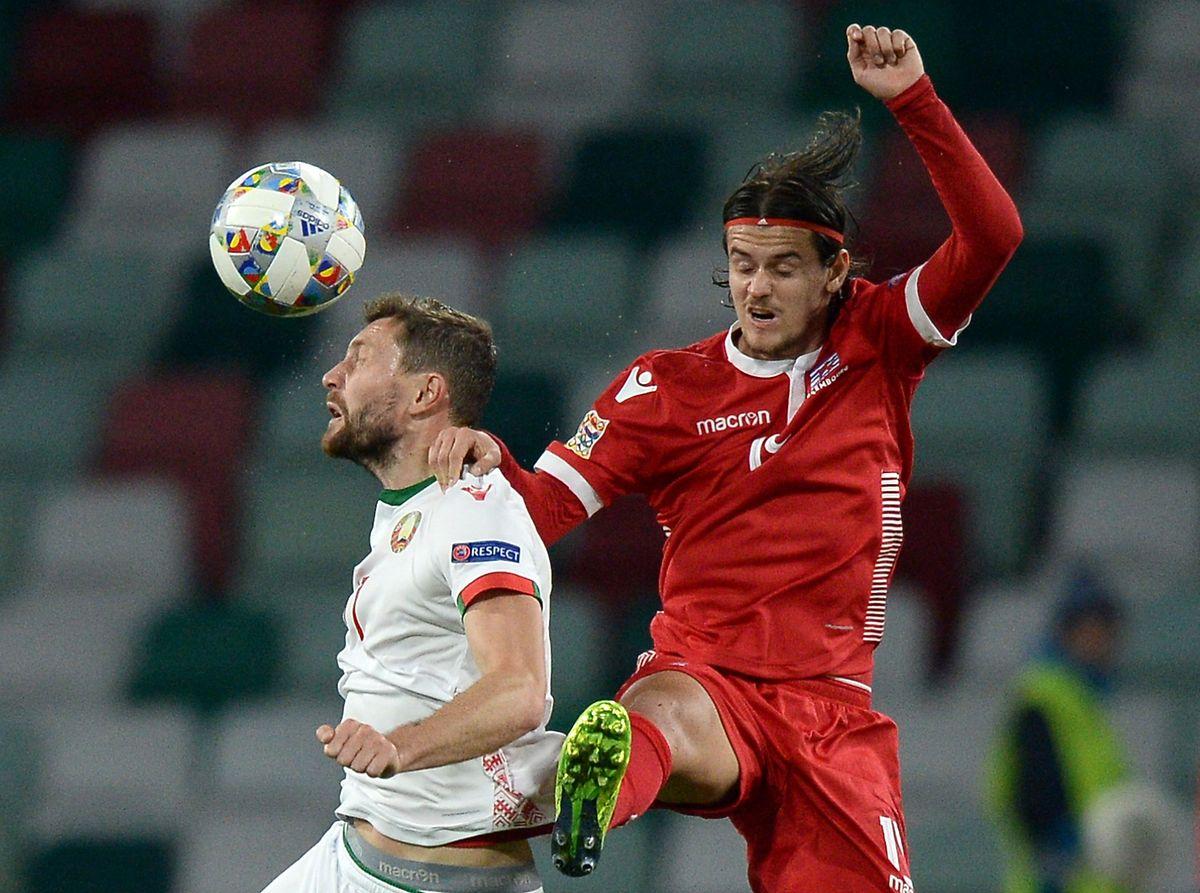 Olivier Thill (r.)  bedauerte die schnellen Ballverluste im Aufbauspiel.