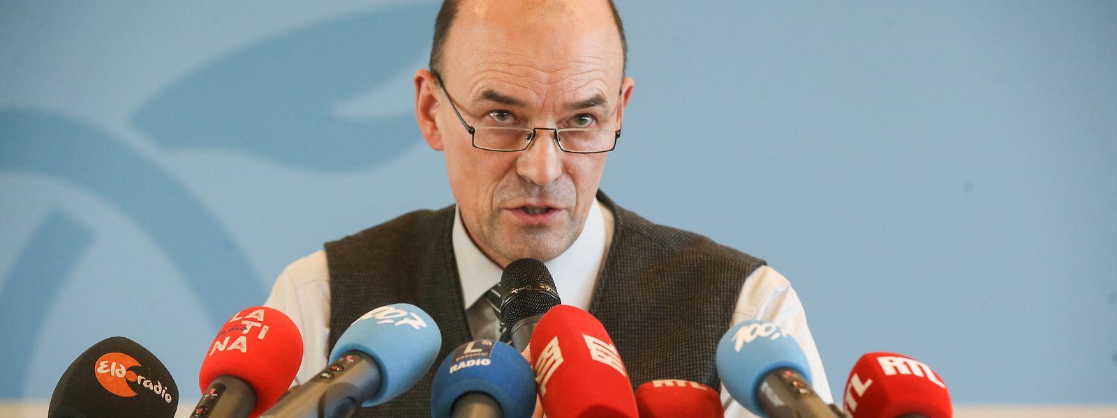 Georges Oswald wird zum 1. April die Spitze der Staatsanwaltschaft des Bezirks Luxemburg übernehmen.