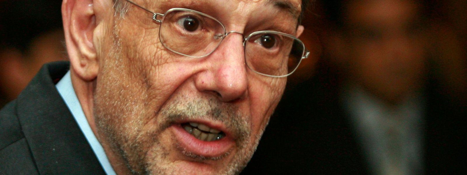 Javier Solana war zwischen 1995 und 1999 Nato-Generalsekretär.
