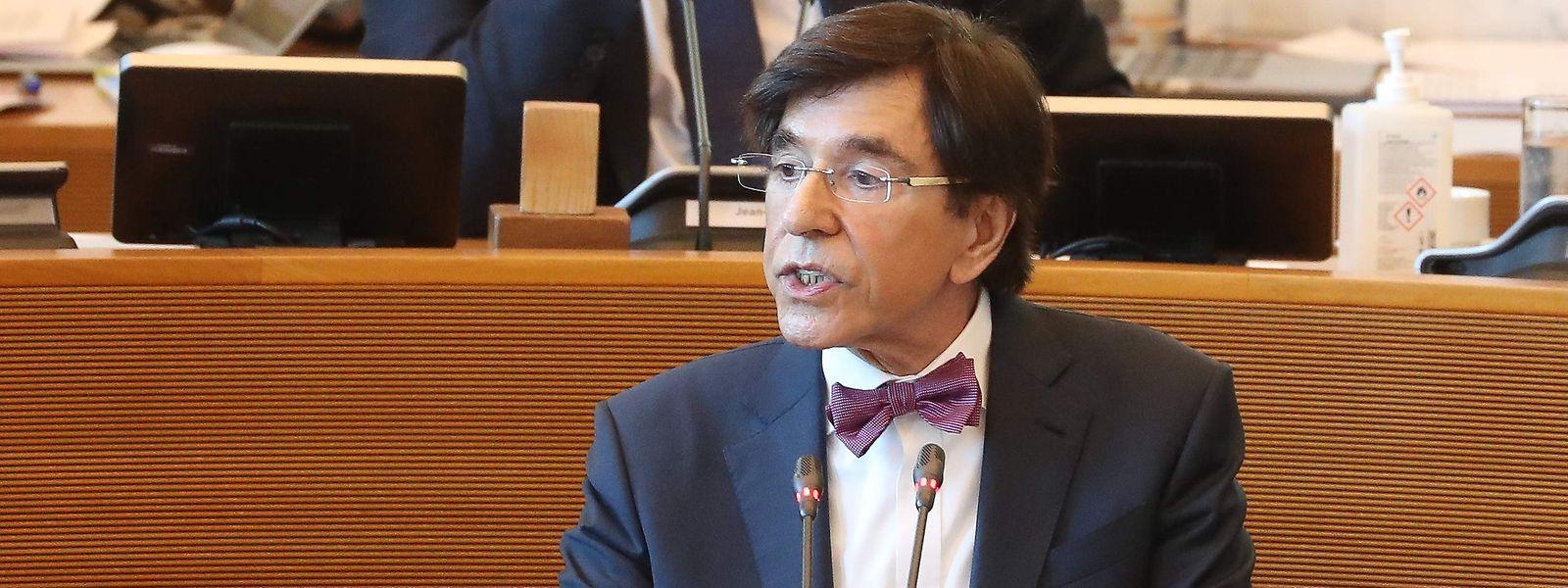 Elio Di Rupo n'a pas de temps à perdre s'il veut voir la Wallonie bénéficier des aides européennes de relance.
