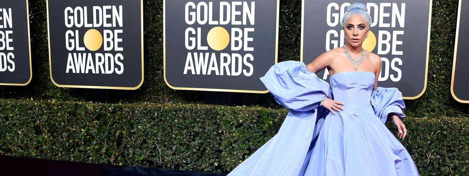 Lady Gaga siegte doppelt: Auf dem Red Carpet und bei der eigentlichen Preisverleihung.