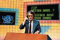Wetten, das..? 1981