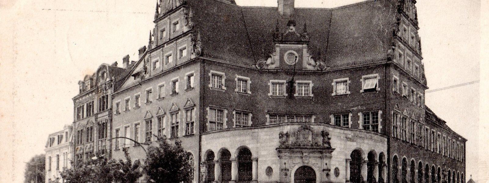 Ouvert en 1907, le bâtiment de La Poste va bientôt fermer. Ses services seront transférés dans le centre piétonnier de Thionville.