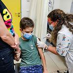 Envio de convites para a campanha de vacinação de menores chegou ao fim