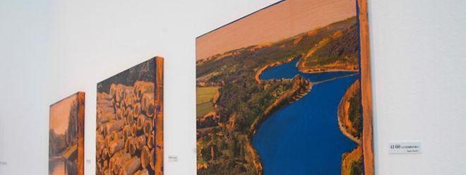 Jacques Schneider é um dos artistas da exposição colectiva