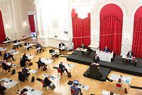 Politik,  Xavier Bettel , Lage der Nation, Déclaration sur la politique générale du gouvernement, État de la Nation, Foto: Chris Karaba/Luxemburger Wort