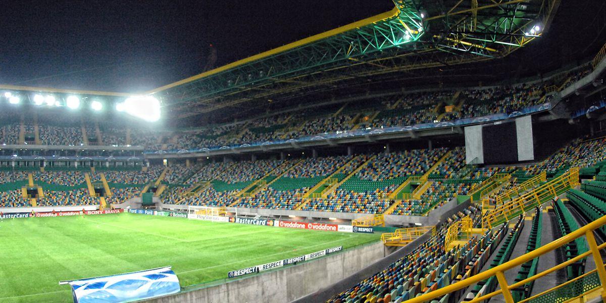 Im Estadio José Alvalade trägt normalerweise Sporting seine Heimspiele aus.